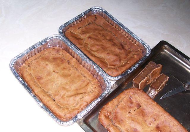 吉祥年菜(六)低脂高纖紅豆年糕