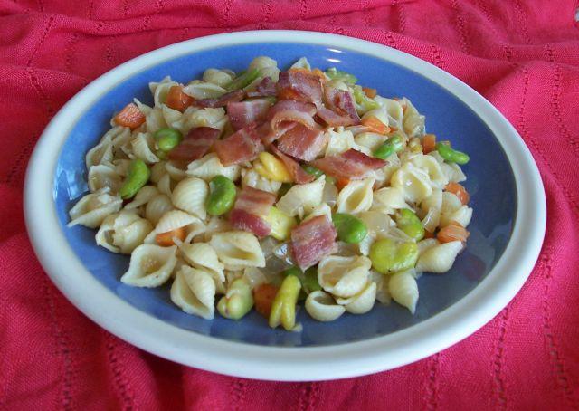 52蠶豆&義大利麵