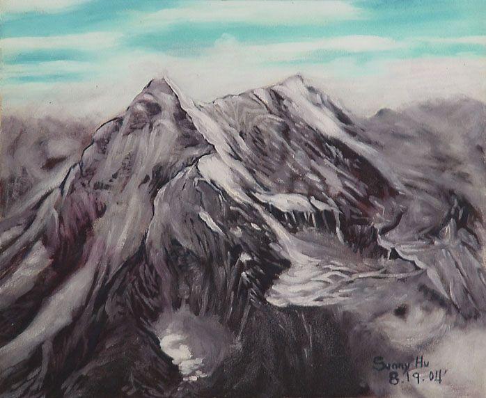 105埃佛勒斯峰