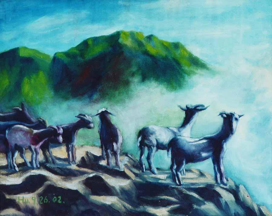 024 山羊