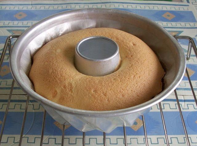 胡奶奶美味甜點 28-2剛出爐烤好的蛋糕