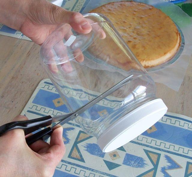 胡奶奶美味甜點 32-1剪塑膠罐