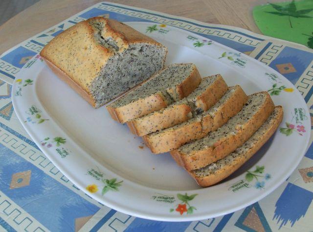 胡奶奶美味甜點 48罌粟籽長條蛋糕