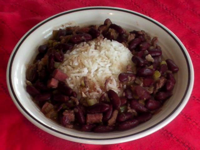 胡奶奶烹飪秀 火腿牛絞肉煮腰豆