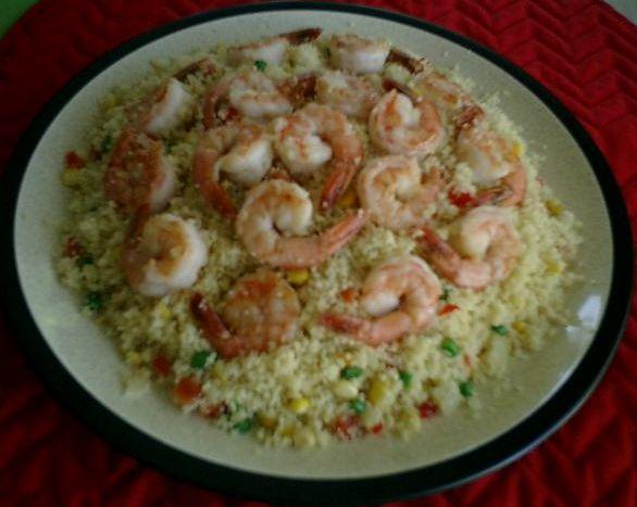 六卡薩布蘭加的美食Couscous