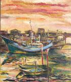 西子灣漁船