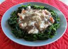 胡奶奶美味軒食譜 303莧菜燴假蟹肉