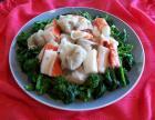 胡奶奶美味軒食譜 328綠葉時蔬燴鮮蝦雲吞和假蟹肉