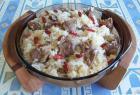 美味餐點小吃 027黑麻油薑母羊肉糯米飯