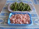 胡奶奶美味軒食譜 353-1翠玉筆和小金鉤食材