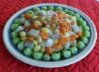 家常素食 42白果蒟蒻燴小青江