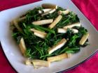 家常素食 豆腐莧菜