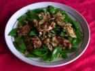 蔬食料理 蛋香雪豆