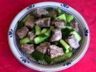 家常菜 燉排骨黃瓜