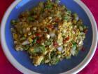 蔬食料理 鮮蔬秋葵炒蛋